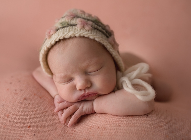 Newborn photography bismarck newborn photographer newborn girl north dakota newborn photographer pepper